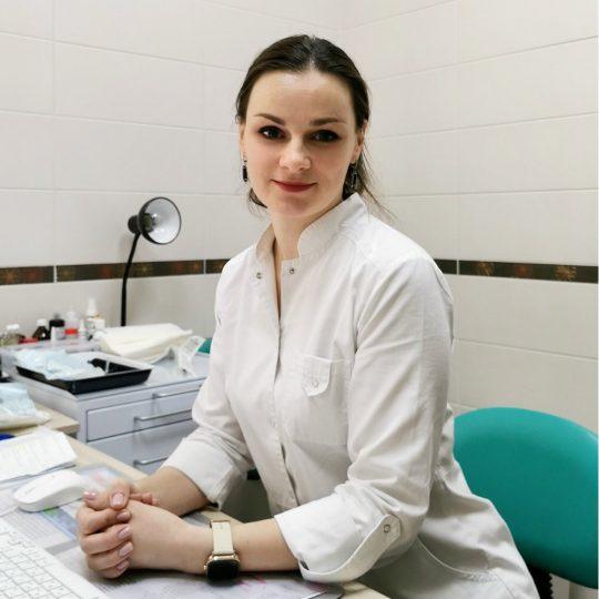 Будович Ирина Владимировна
