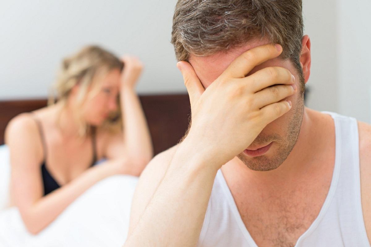 Эректильная дисфункция у мужчин   Лечение импотенции