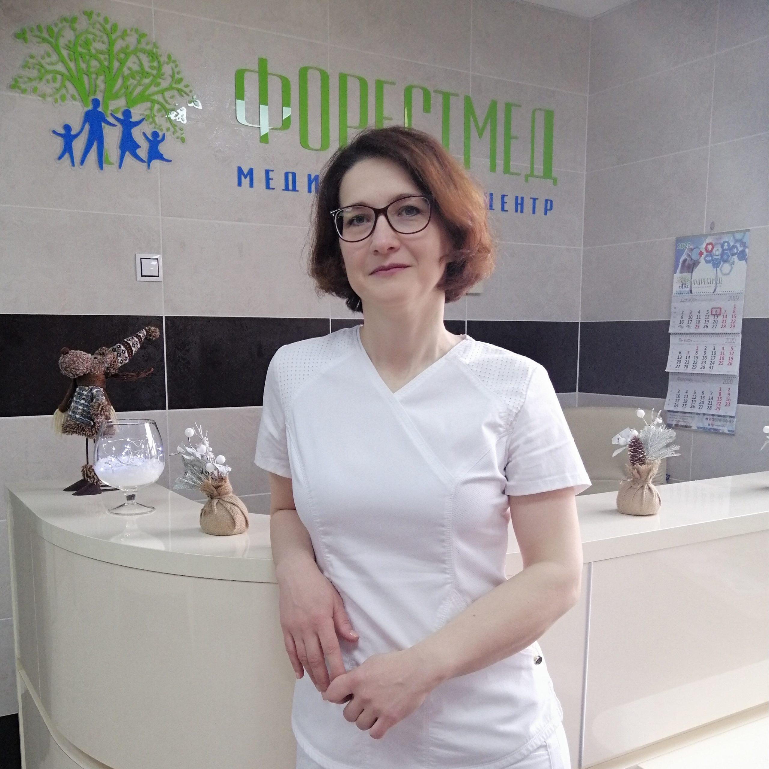 Курсакова Лариса Алексеевна мамолог-онколог