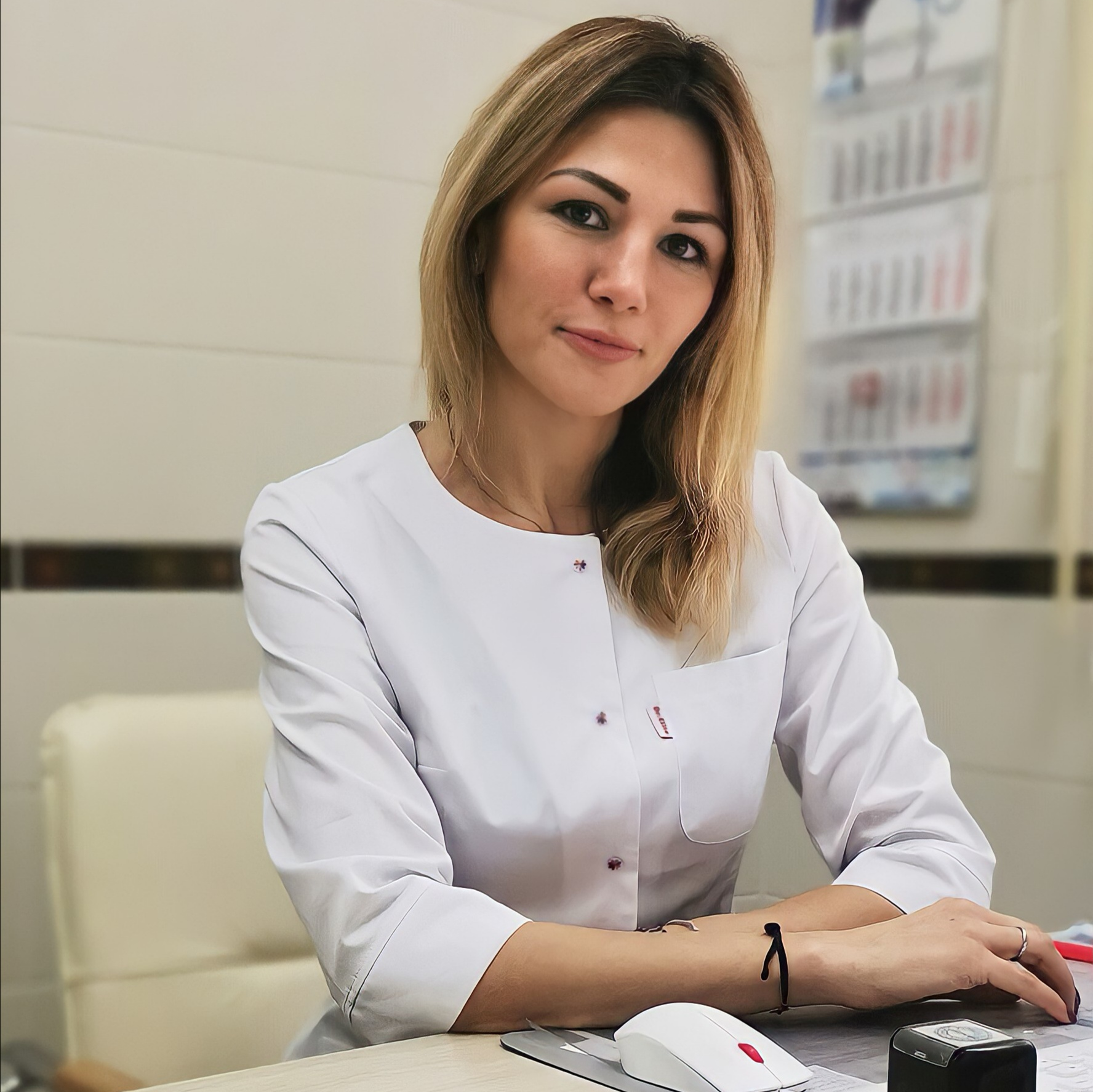 Лукша Рузана Гариковна - кардиолог