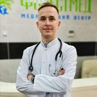 педиатр Лопатин Денис Сергеевич