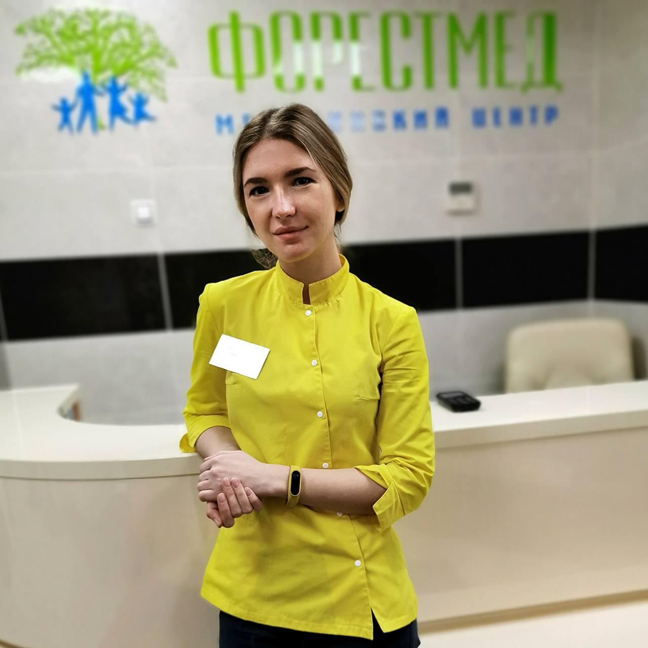 Дяденчук Оксана Николаевна