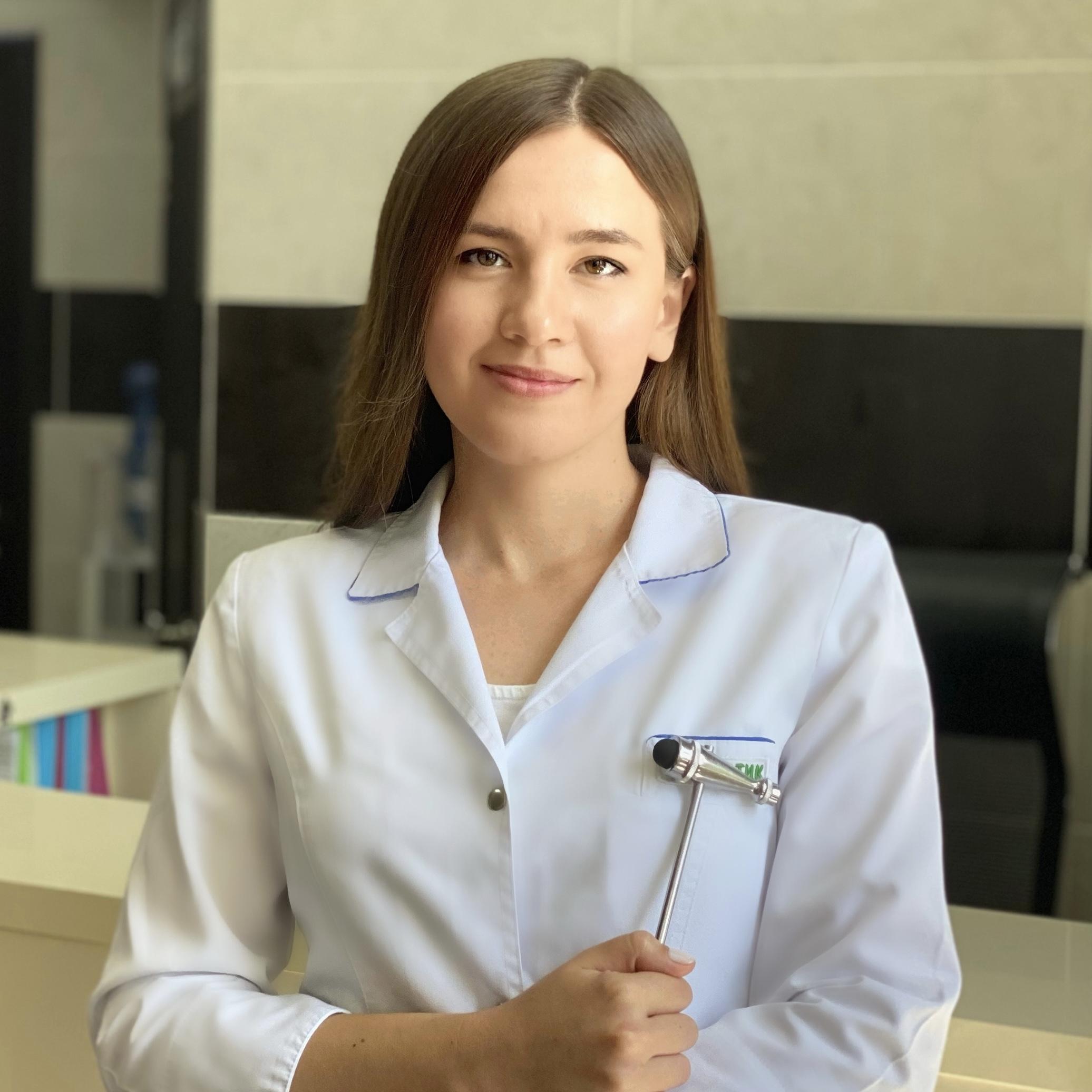 Невролог Веренич