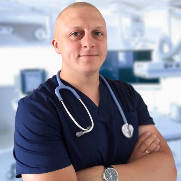 хирург Желдак Алексей