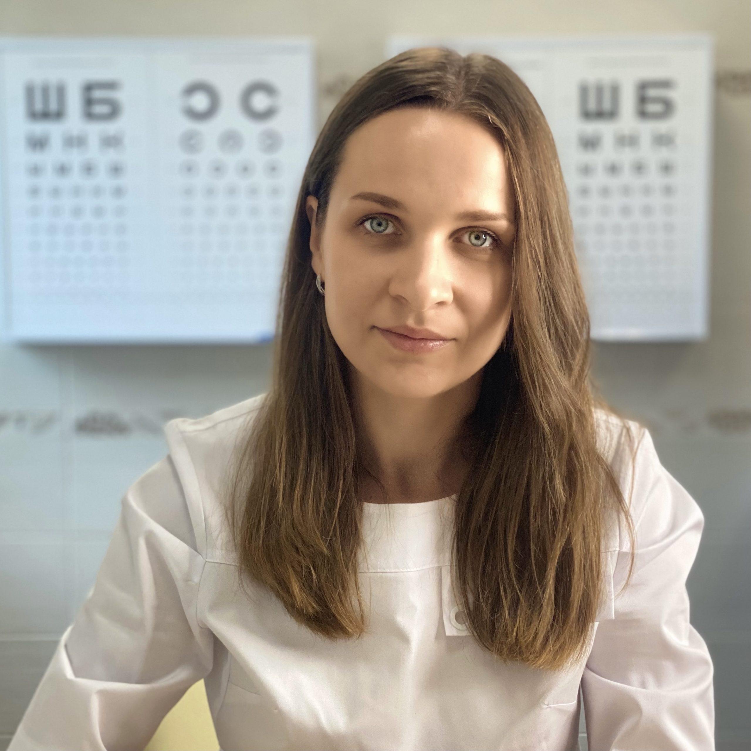 офтальмолог Филитарина