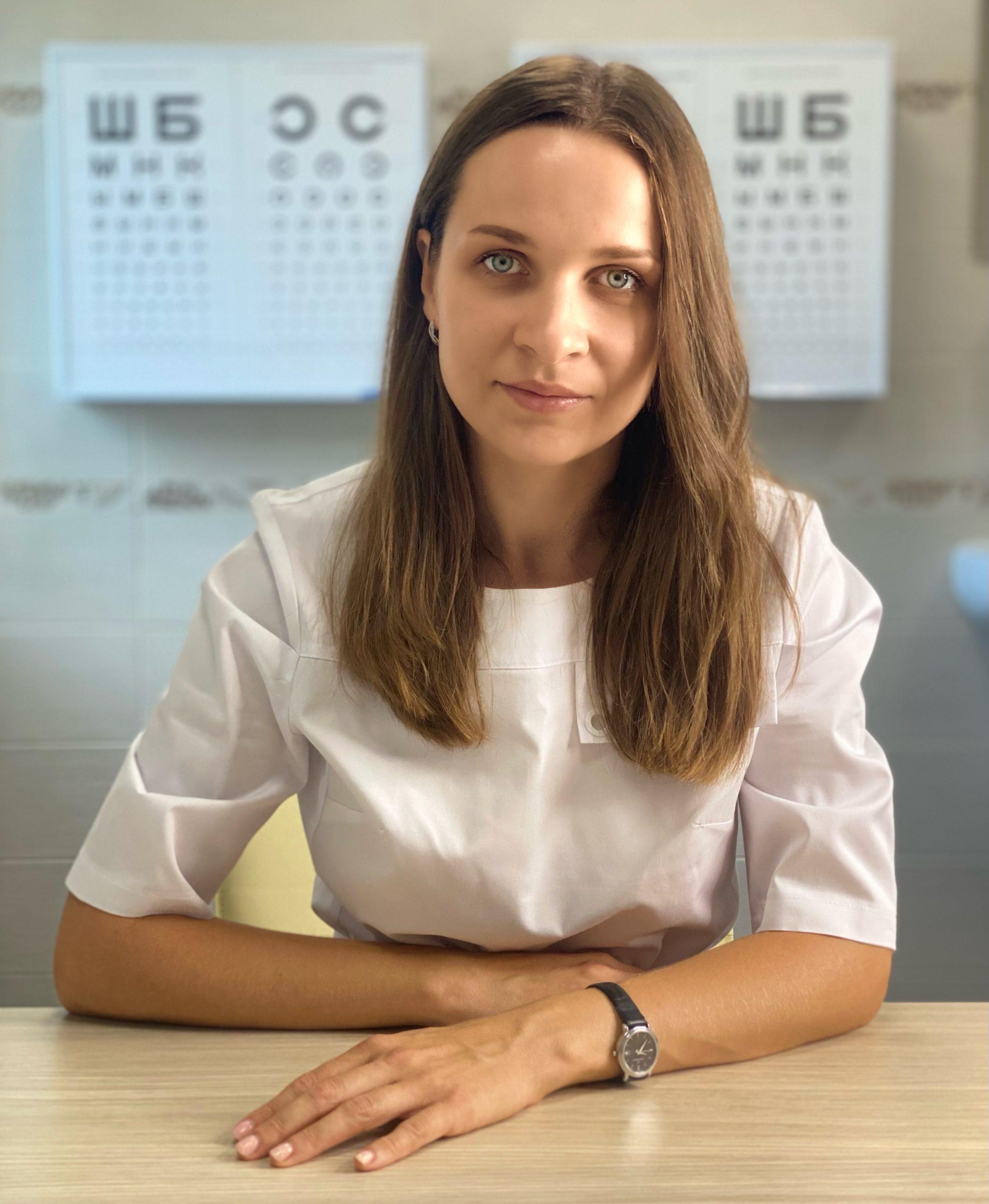Светлана Борисовна Филитарина офтальмолог
