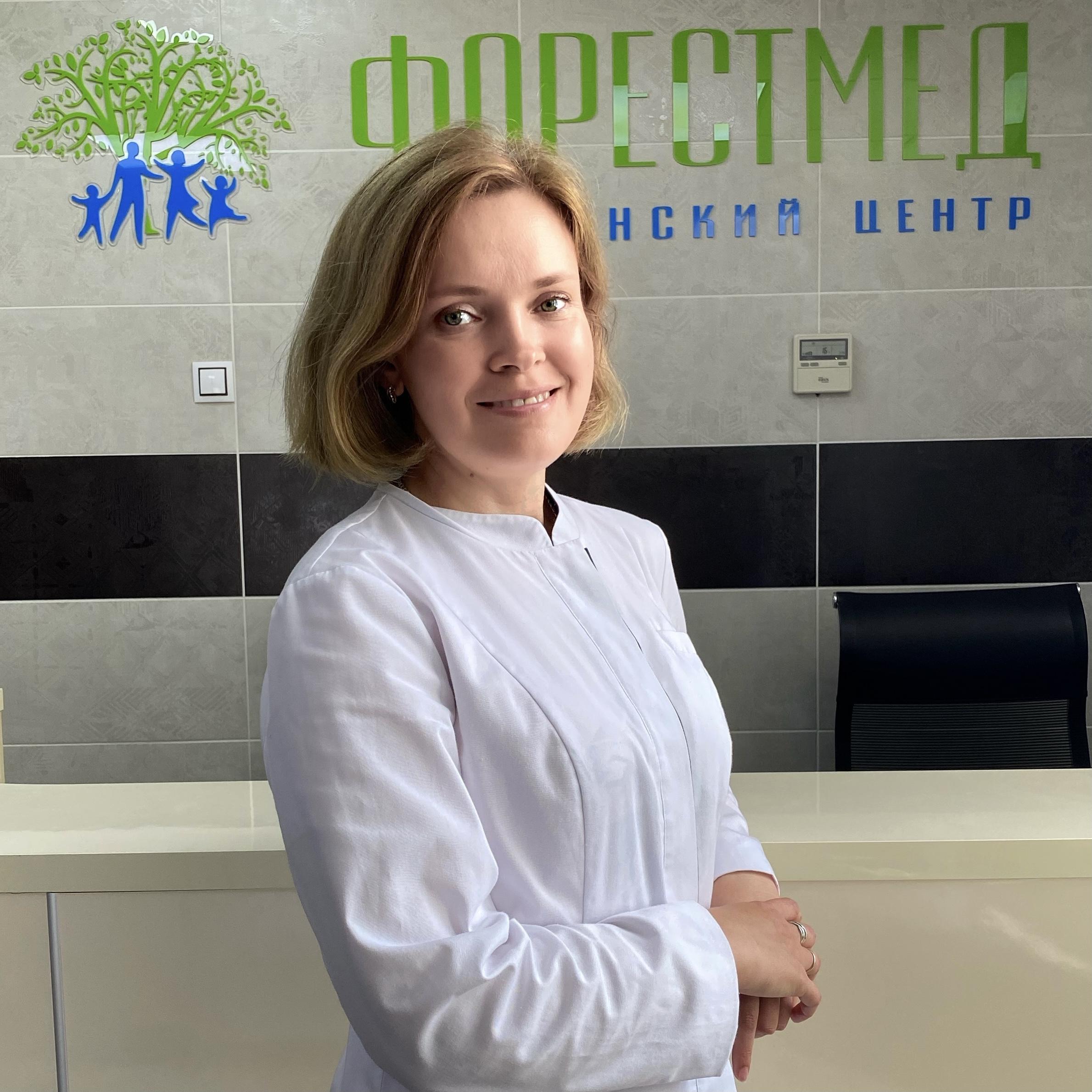 Лазарева Наталья Юрьевна - детский невролог