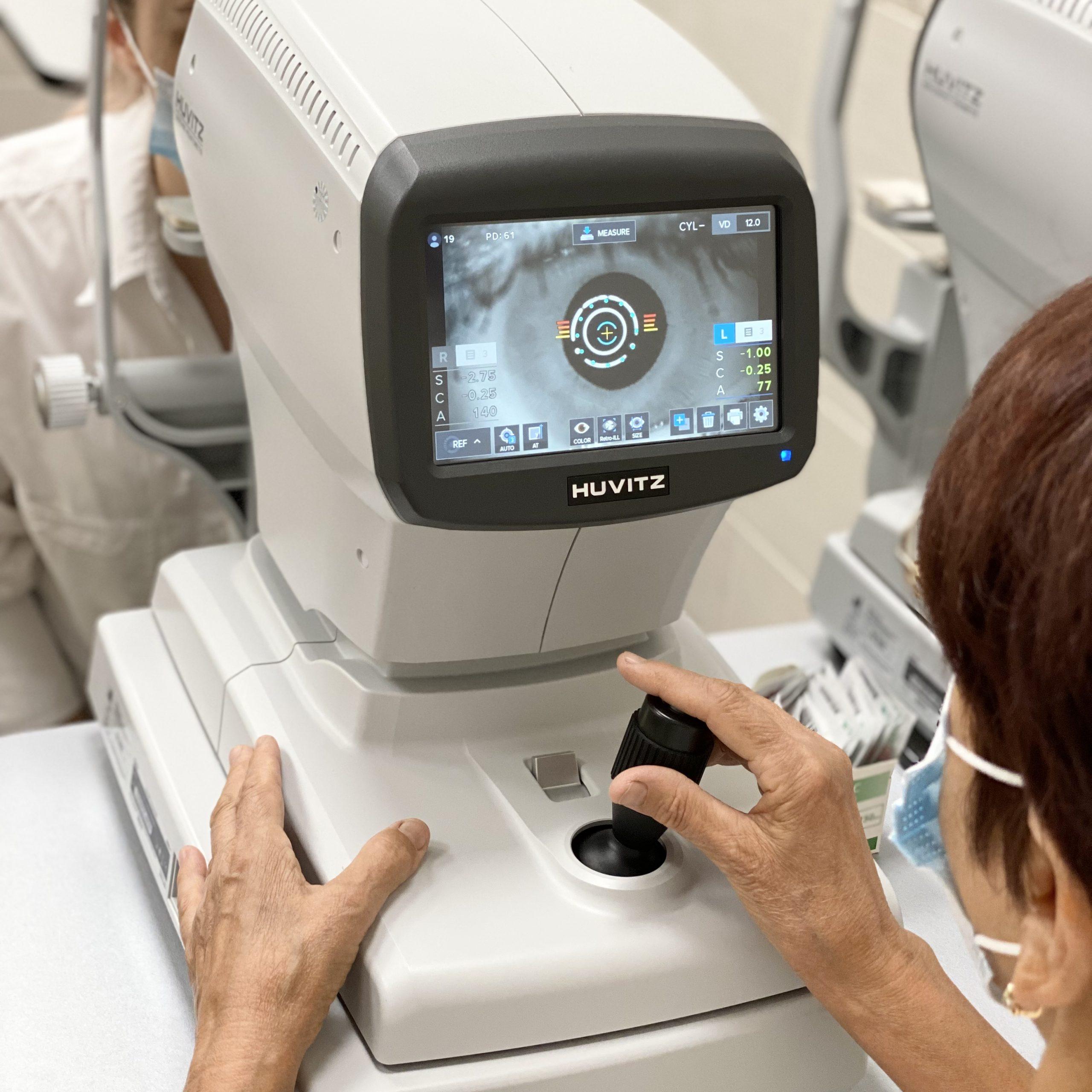 офтальмолог в Боровлянах