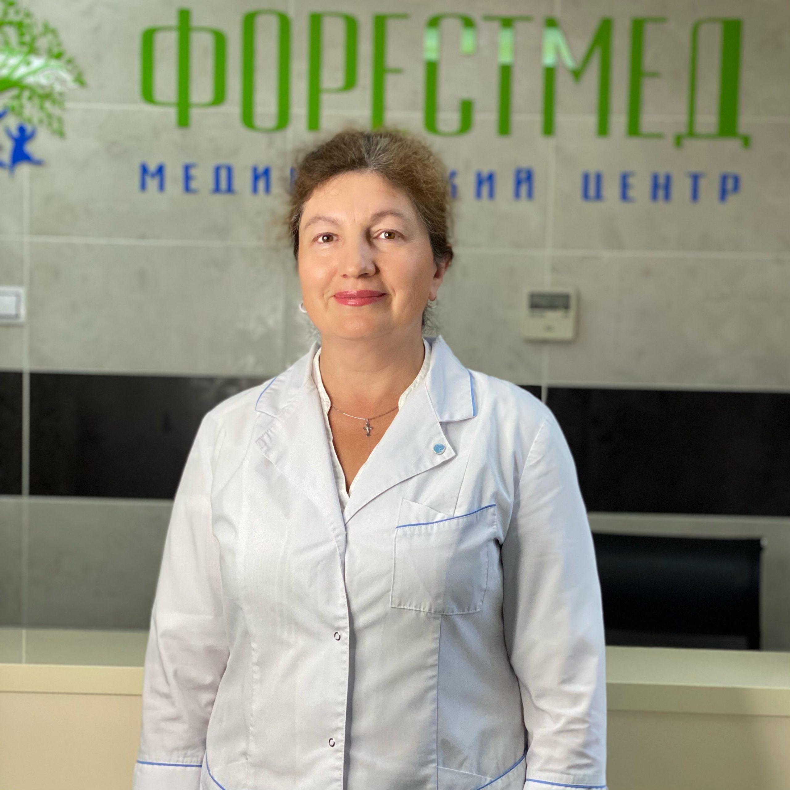 невролог Кузьменко Светлана Григорьевна