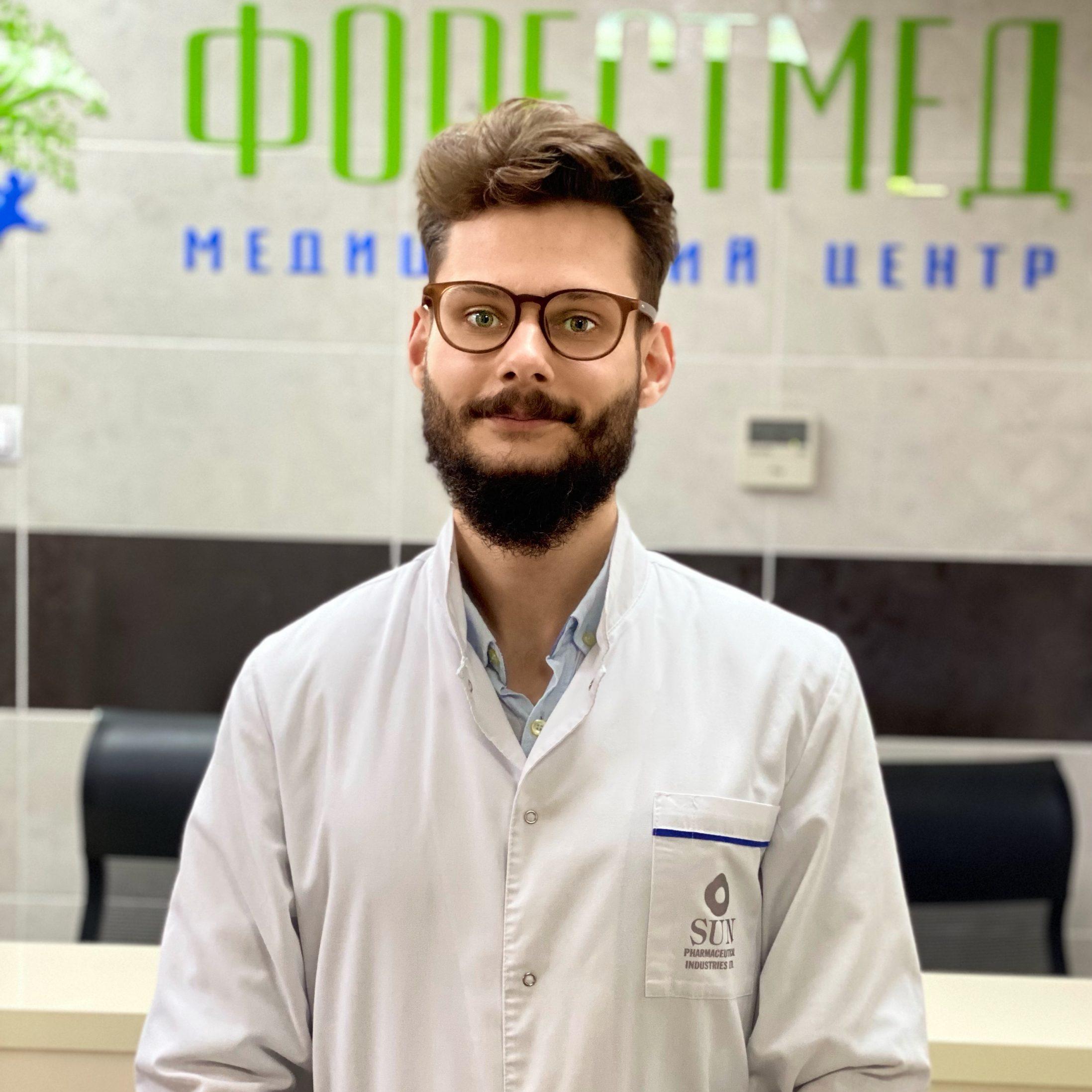 Бут-Гусаим Глеб Викторович хирург