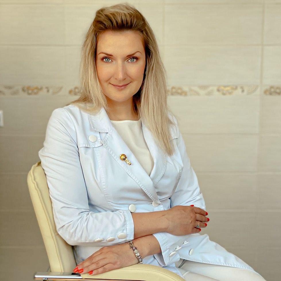 Дерматолог Дорошевич Наталия Владимировна